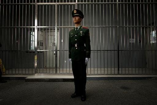 prison chinoise