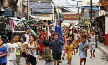 Clowns sans frontières: faites l'humour pas la guerre