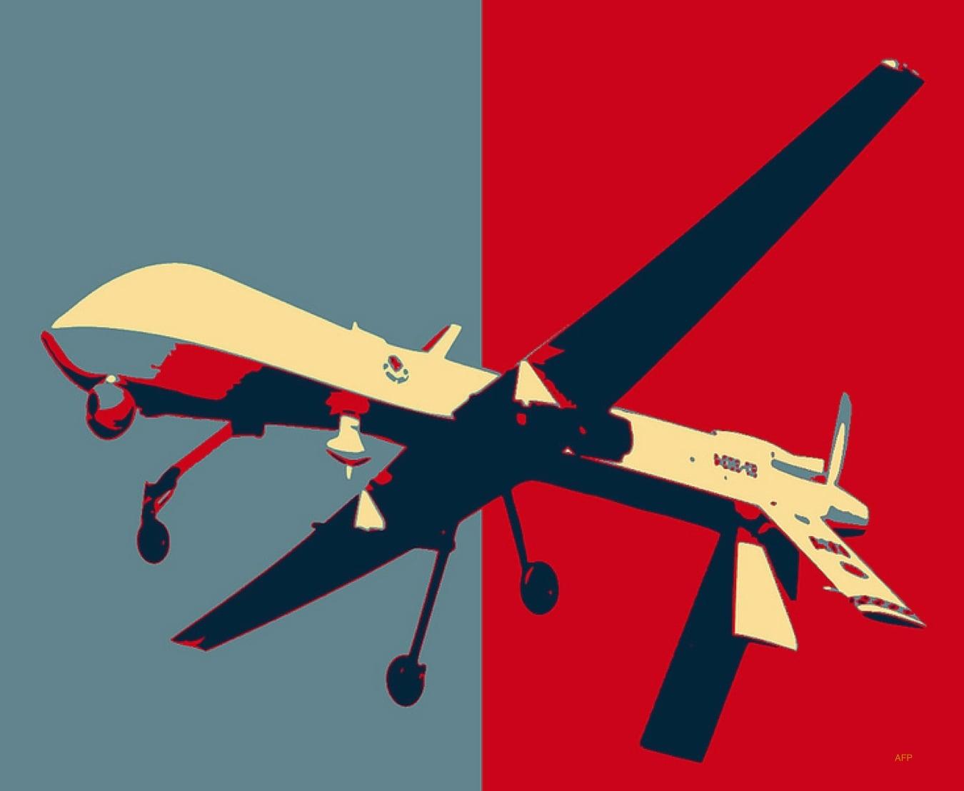 Drone de combat : Progrès ou menace?
