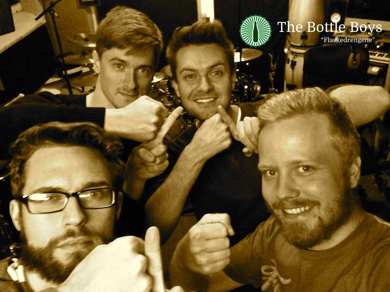 Boombox #3 : The Bottle Boys