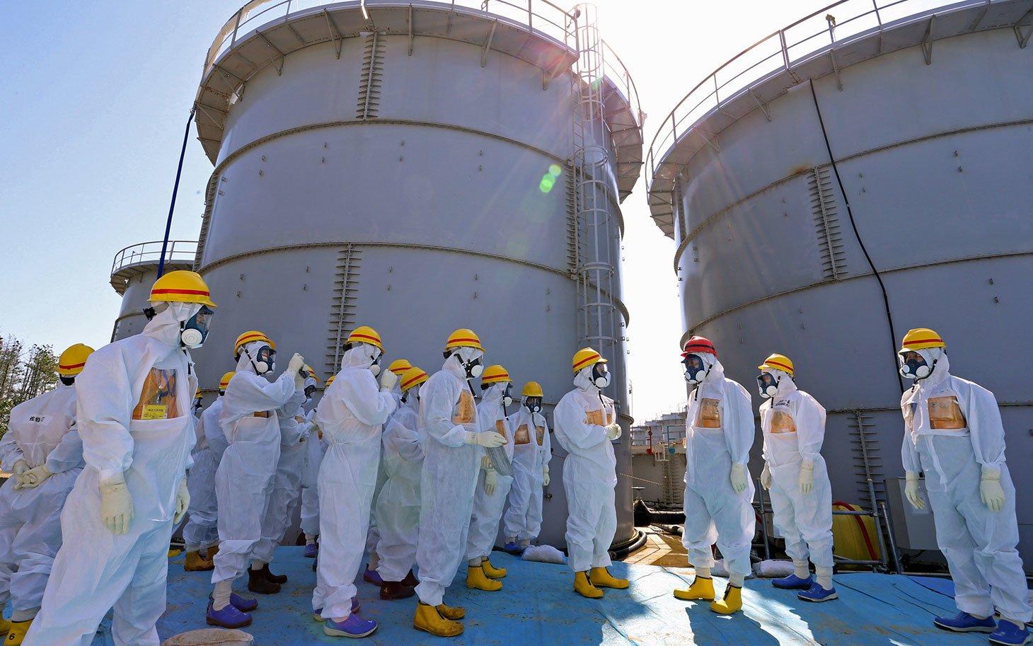 Fukushima: le nouveau terrain de jeu des Yakuzas