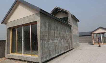 10 maisons imprimées en 3D en moins de 24h : la révolution de l'industrie du bâtiment