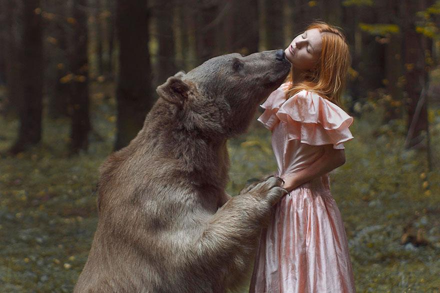 Photographie: Katerina Plotnikova ravive notre Instinct Animal