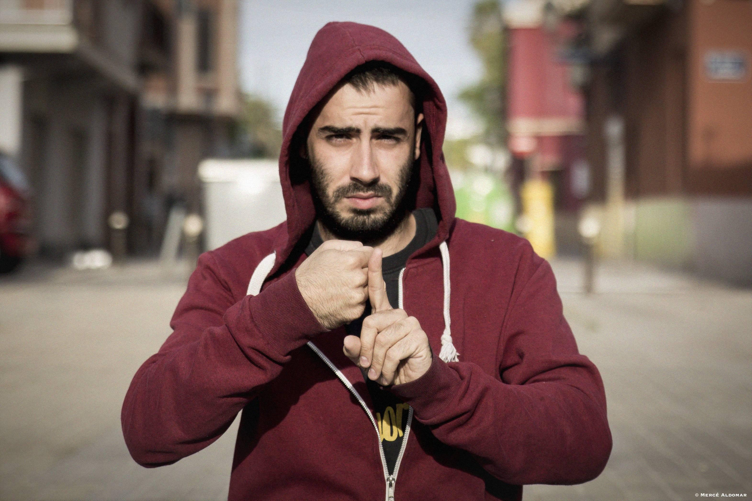 Victor Serna – Mehdi Hajajji:  Réalisateurs du webdocumentaire Catacombes