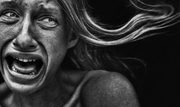 Les anges déchus de Lee Jeffries : Portrait de la pauvreté