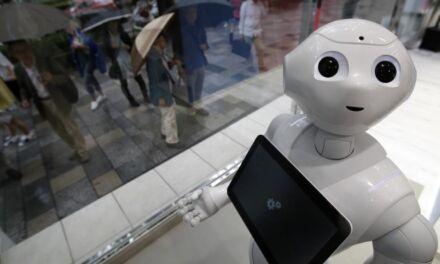 Pepper, le premier robot émotionnel