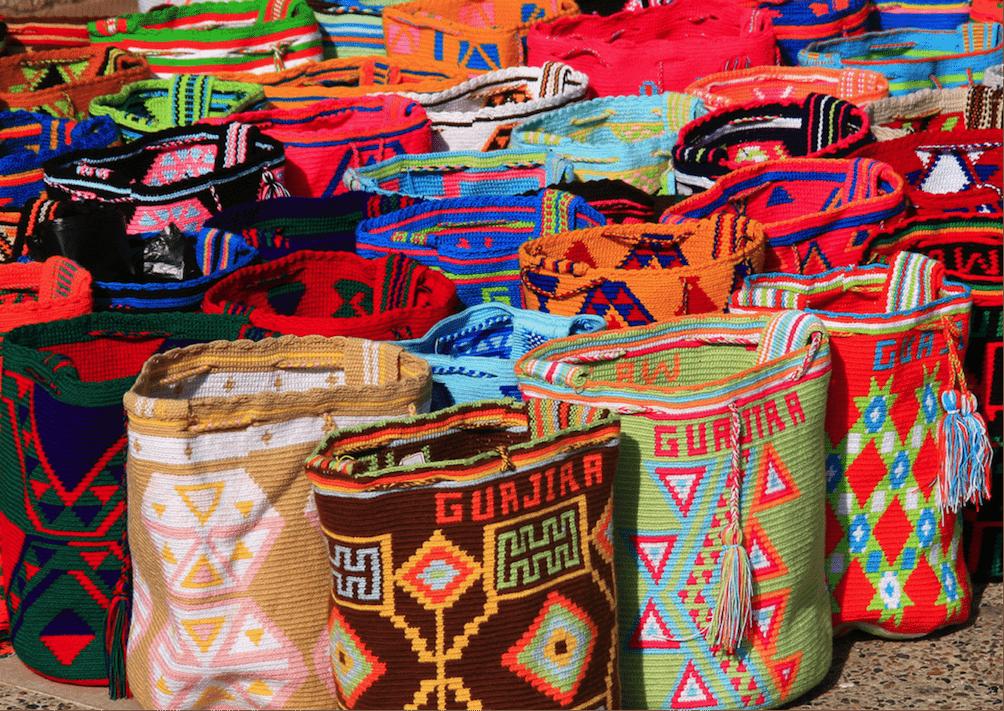 Motifs Wayuu
