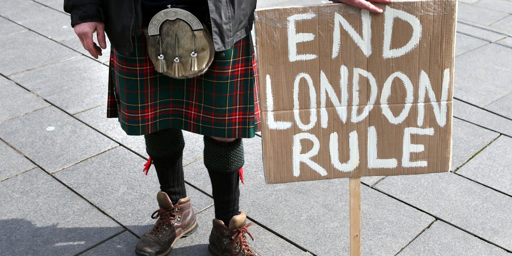 L'Écosse donne le droit de vote aux étrangers pour le référendum sur l'indépendance