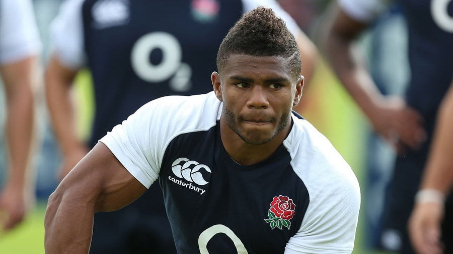 Interview de Kyle Eastmond: Joueur au XV de la Rose