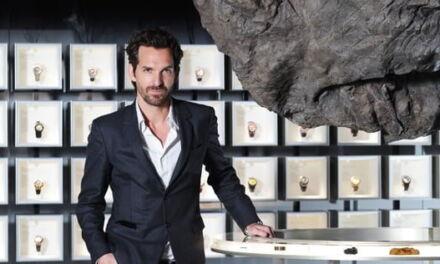 Mathieu Lehanneur, créateur avant-gardiste du design international