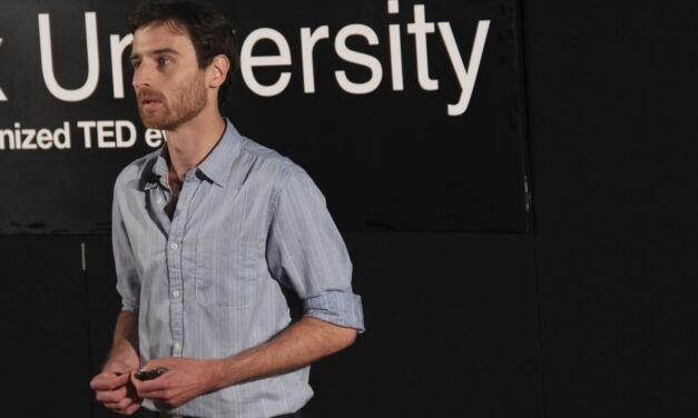 Interview de Seán Dagan Wood: Rédacteur en chef de Positive News