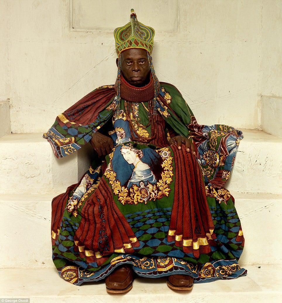 Photographie: Les derniers rois du Nigéria