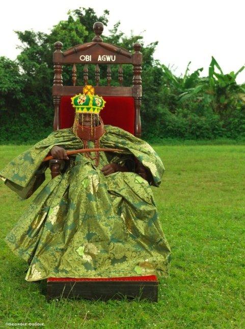 Sa Majesté Royale Agbogidi Obi James Ikechukwu Anyasi II