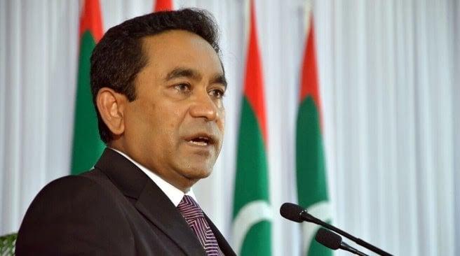 Abdulla Yameen, Président de la République des Maldives