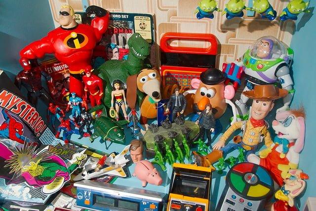 Exposition de jouets 5