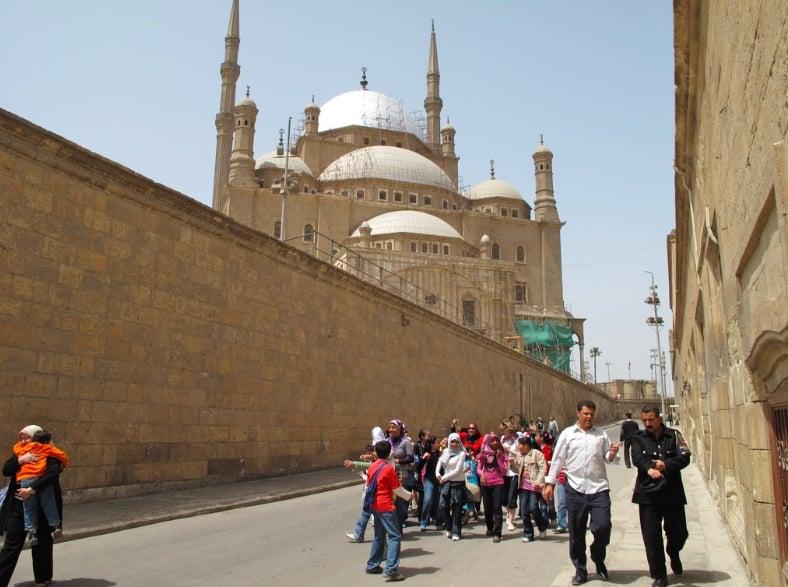 Le Caire, La Citadelle © Flickr