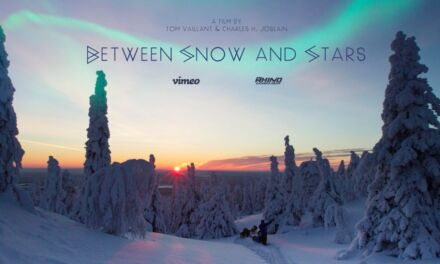 STREAM-TEASE #5: BETWEEN SNOW AND STARS