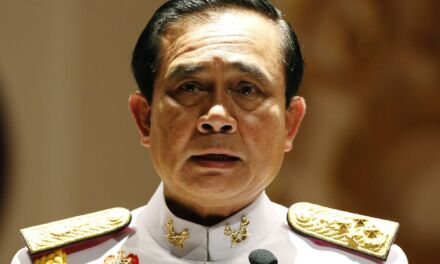 Thaïlande, la junte militaire et Hitler
