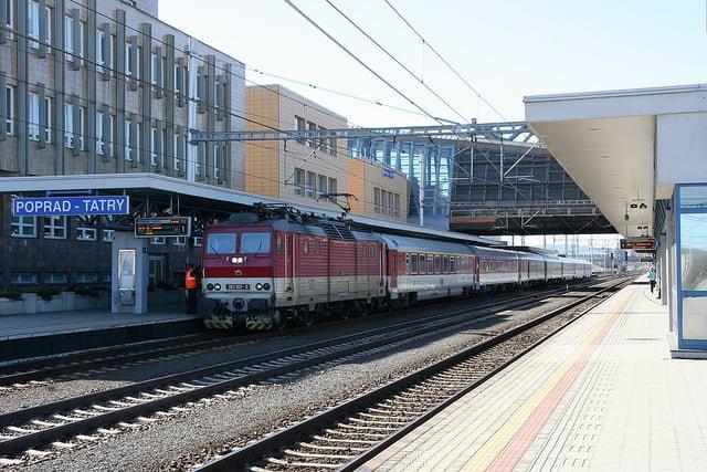 La Slovaquie démocratise le train gratuit