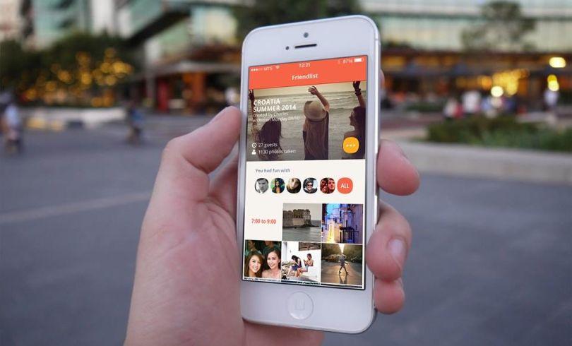 FlashGap app