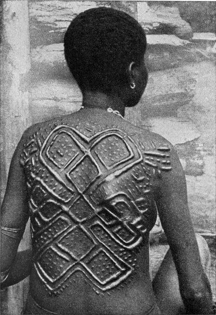 Une femme Mayombe au Congo - © Flickr