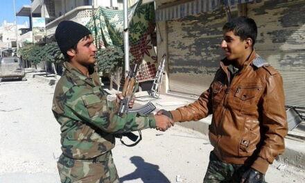 Kobane outragée,  Kobane martyrisée mais Kobane libérée