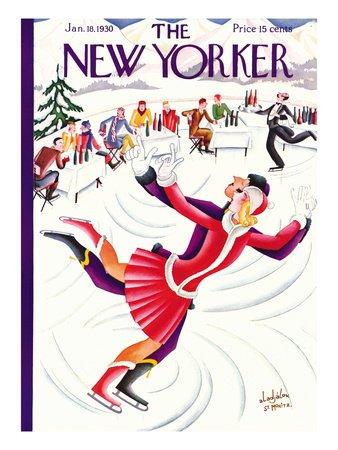 1930 - iceskating
