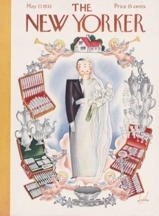 1933 - mariage