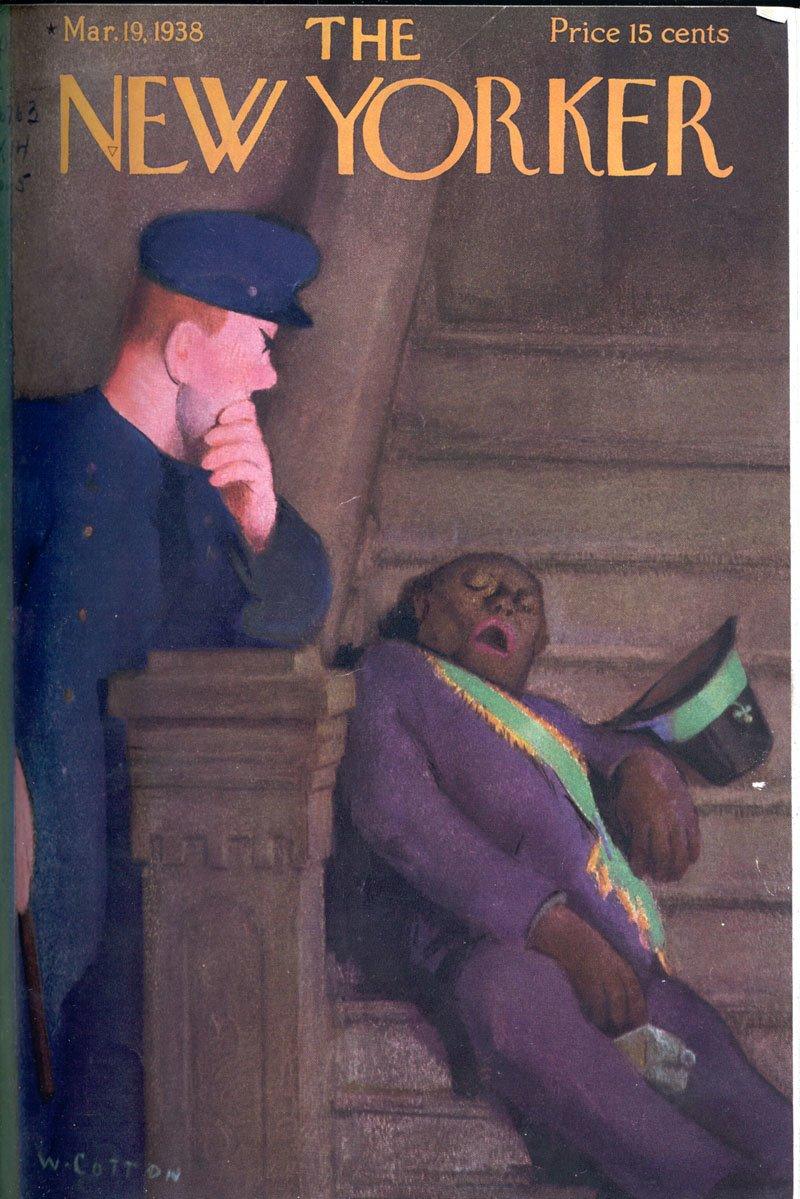 1938 - race relations