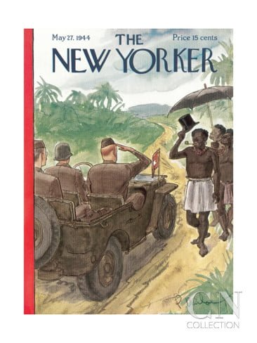 1944 - guerre relations raciales