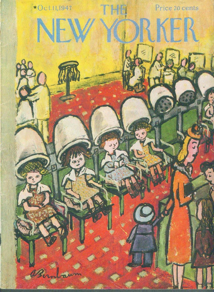 1947 - conformisme filles