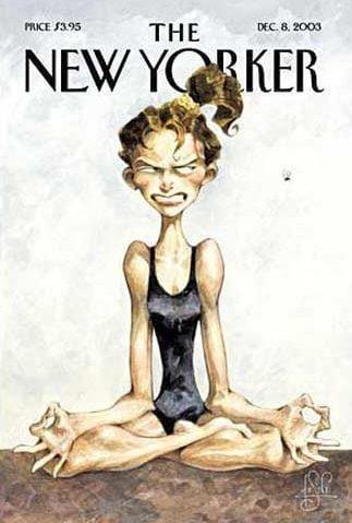 2003 - zen yoga travail