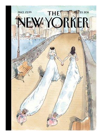 2011 - mariage gay