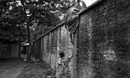 Mur de séparation entre l'Inde et le Bangladesh