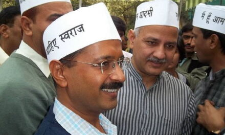 Retour en force du Parti de l'Homme ordinaire à Delhi