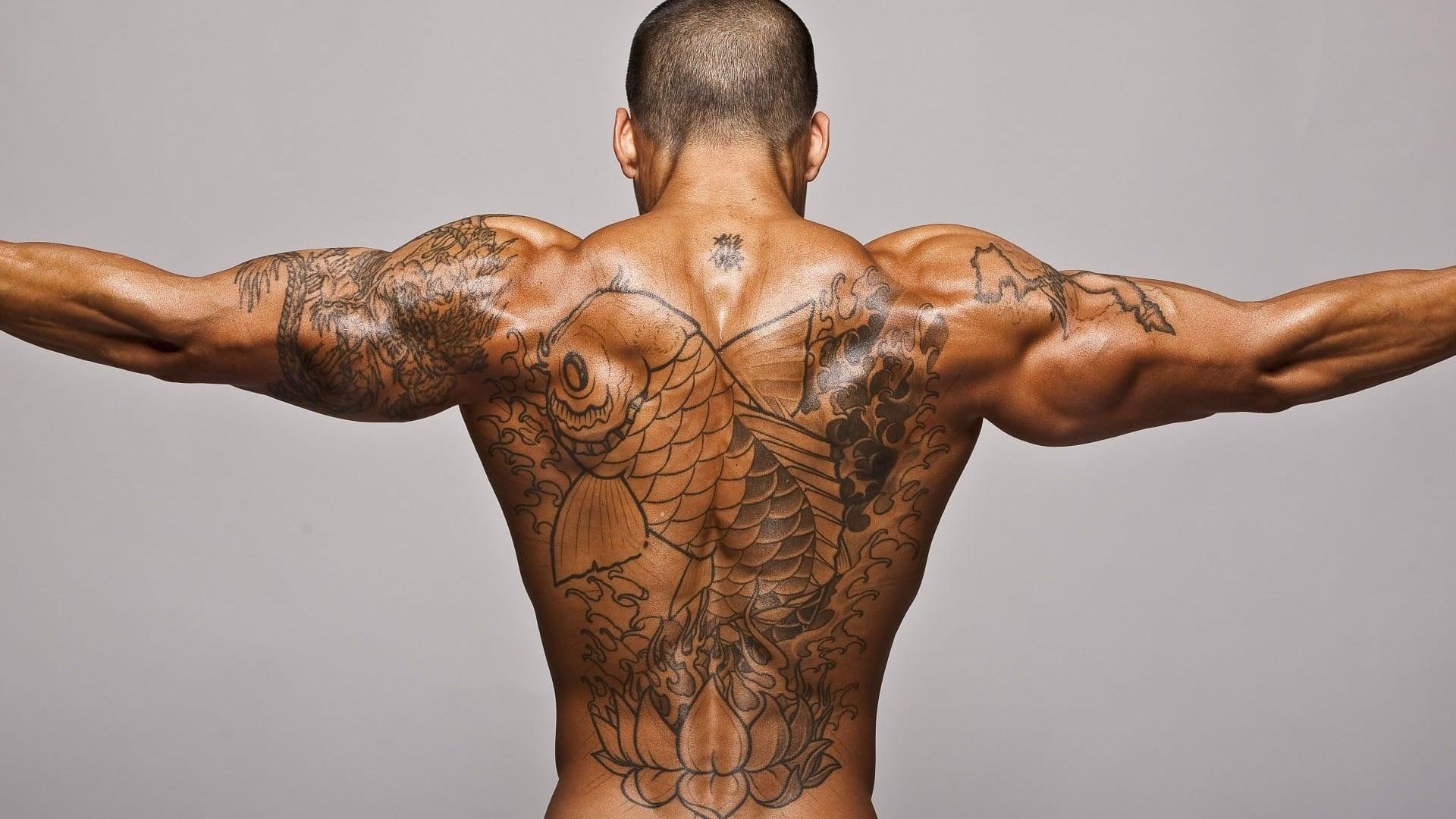 Mondial du tatouage 2015 : un avant goût