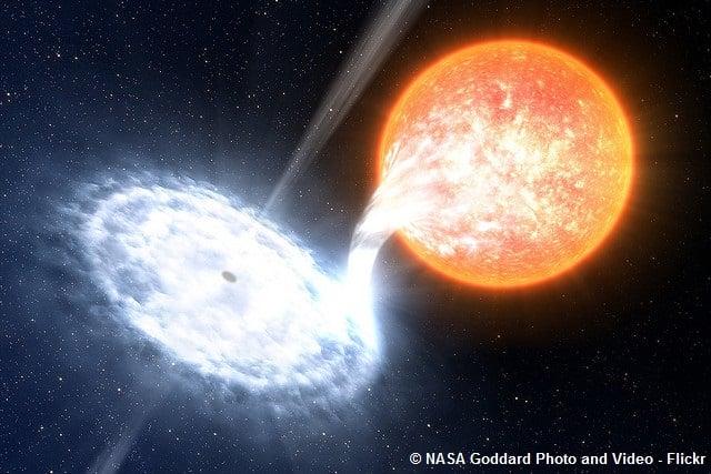 Est-il possible de revenir d'un trou noir ?