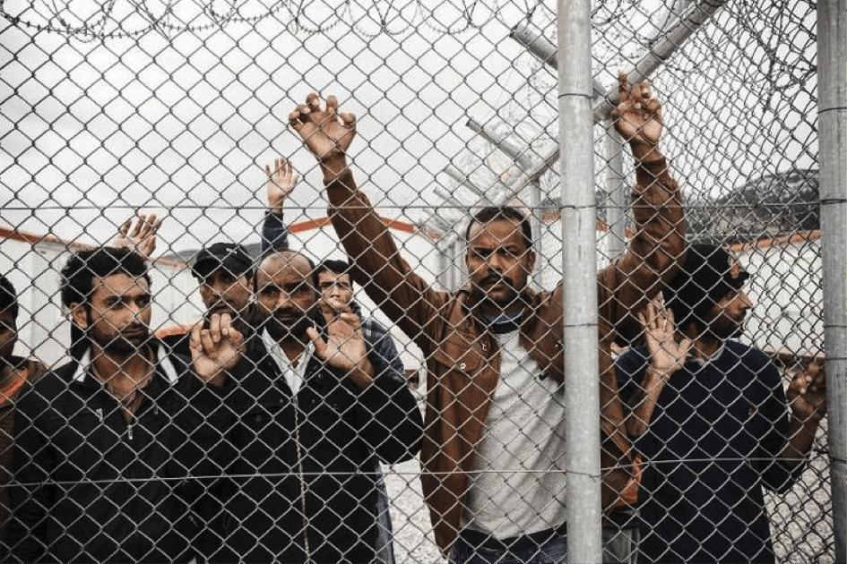 Amygdaleza, l'enfer grec des réfugiés