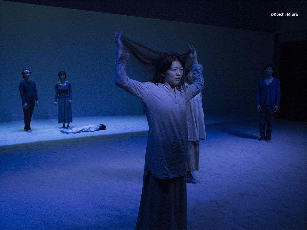 De Shizuoka à Avignon :  Claude Régy, le plus grand metteur en scène japonais !