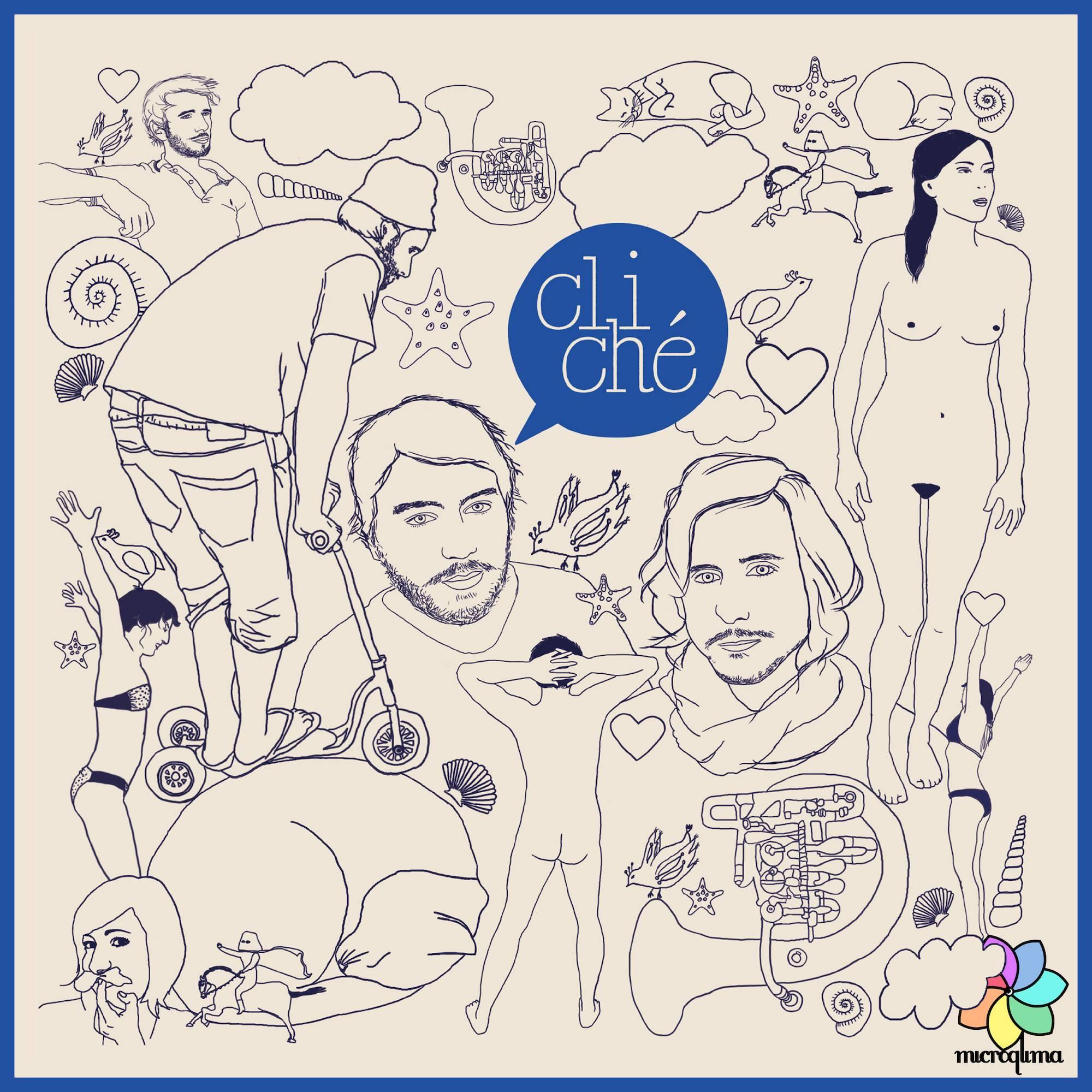 [qlima001]-Clichu00E9-EPu2014cover