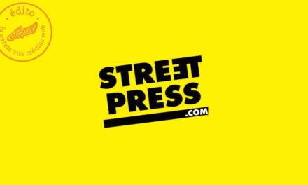 L'EDITO de Février par StreetPress, le magazine urbain