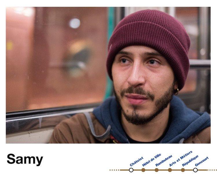 Coup de cœur pour « Premiers métros », un projet photographique créateur de lien social