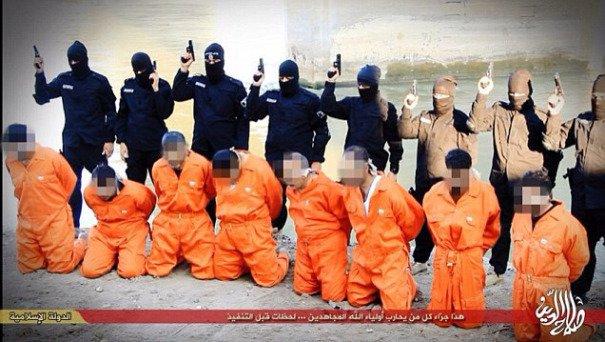 L'État islamique montre une exécution des supposés espions  — Remolacha.net © Flickr