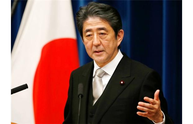 Ministre Shinzo Ab
