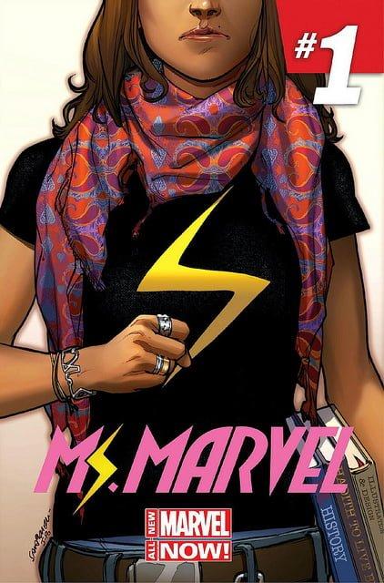 Contre l'islamophobie, Miss Marvel à la rescousse