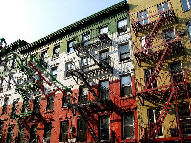 Le quartier Little Italy à New York - © FlickR / jphilipg