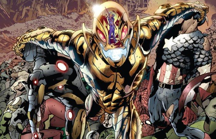 Ultron, tel qu'il est dépeint dans les comics ©Marvel