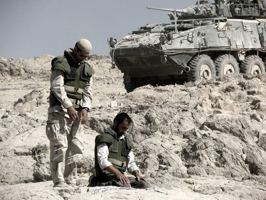 Le drame des anciens interprètes afghans
