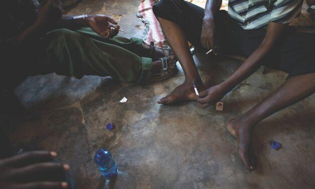 Les dessous du trafic d'héroïne au Kenya: Interview de Margarita Dimova