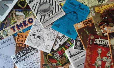Le retour des fanzines